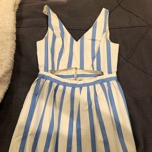 forever 21 mini dress!